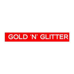 Gold 'N' Glitter logo
