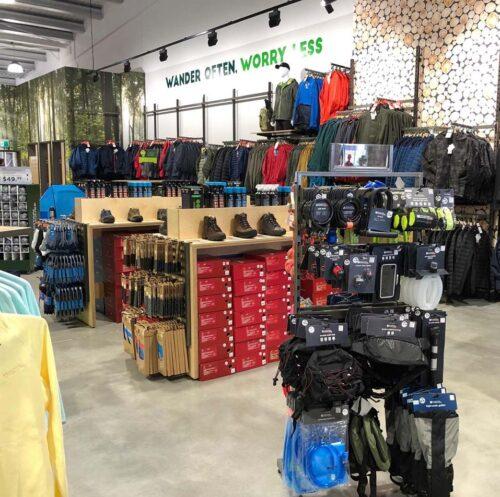 Mountain Warehouse